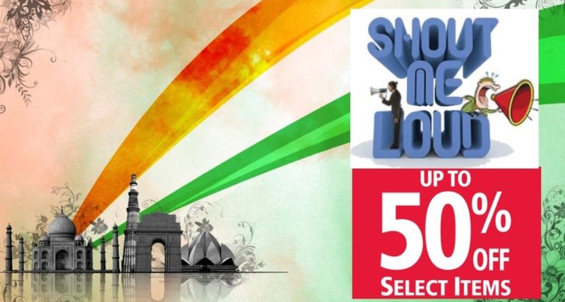 Independence Day Sale! Upto 50% Off on Popular Blogging Products