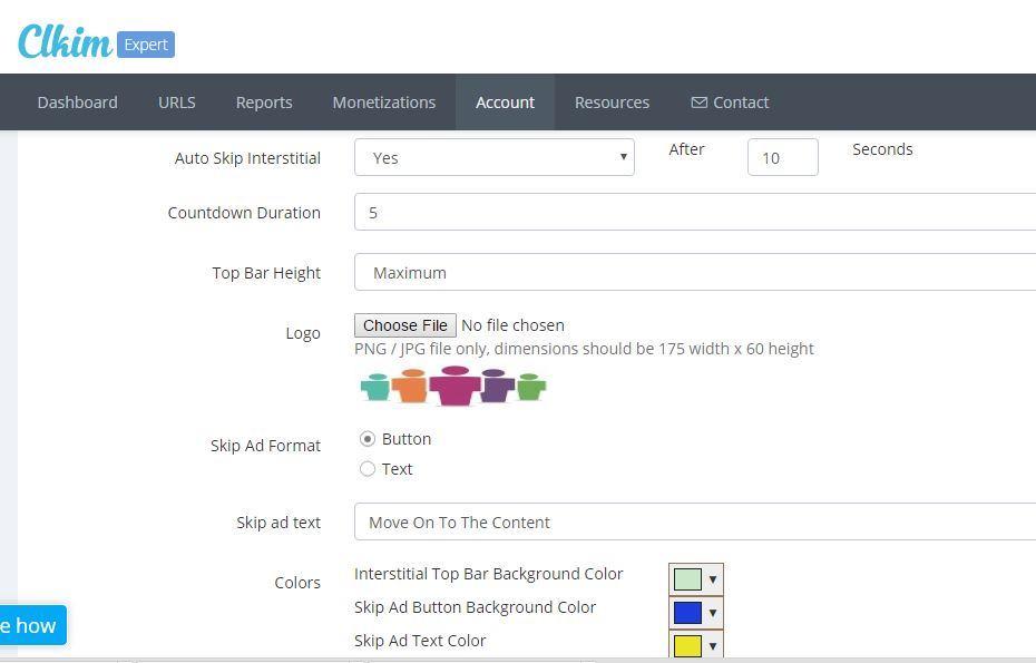 Ad Customization Options