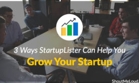 3 Ways StartupLister Can Help You Grow Your Startup: (Real example of a PR win)