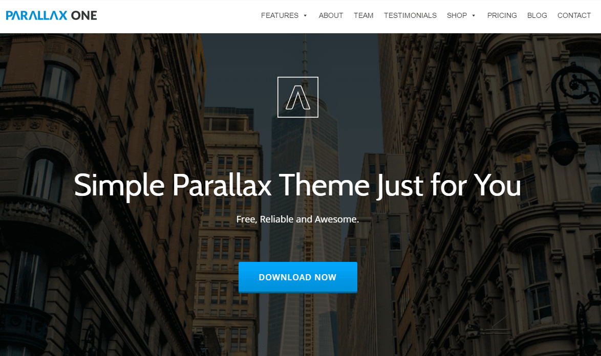 Parallax-one