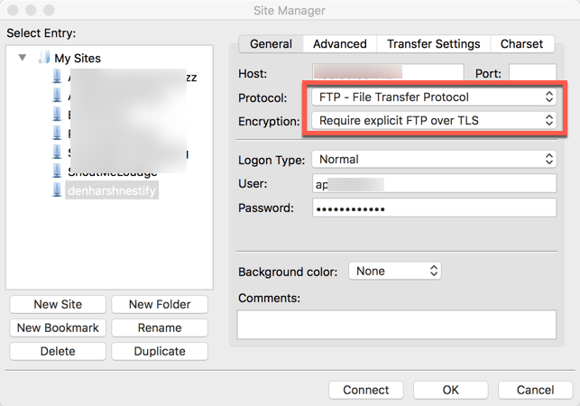 How To Connect To Nestify Hosting via FTPS Using FileZilla