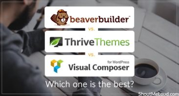 Beaver Builder vs. Thrive Content Builder vs. Visual Composer: Which one is the best?