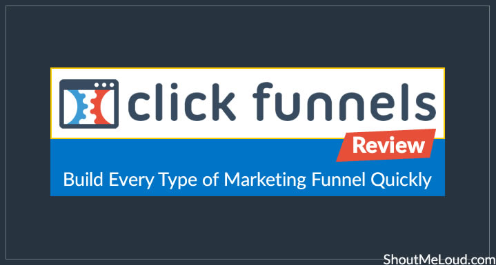 ClickFunnels Review- Build Every Type of Marketing Funnel Quickly
