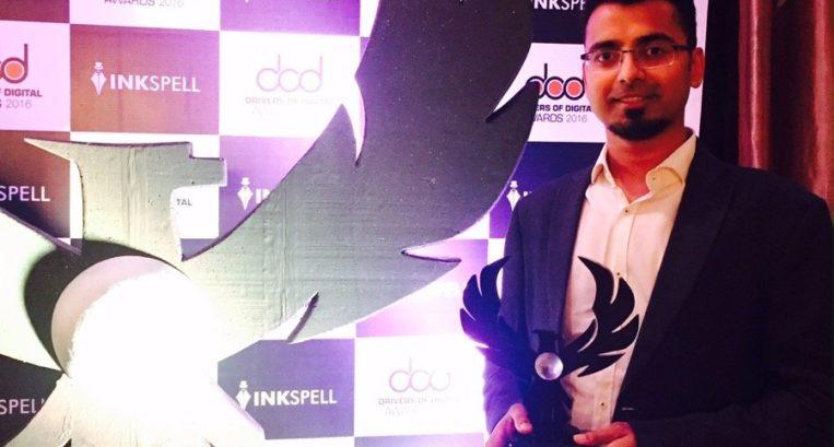 ShoutMeLoud Won Best Blog Award 2016 [Pictures]