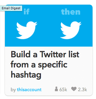 ITTT Twitter