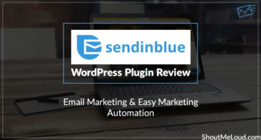 SendinBlue WordPress Plugin Review – Email Marketing and Easy Marketing Automation