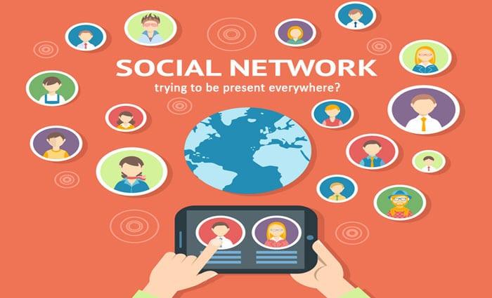 social media marketing networks
