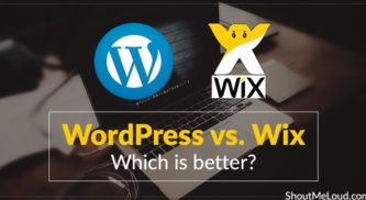 WordPress vs. Wix – Which is Better For Your Next Website?