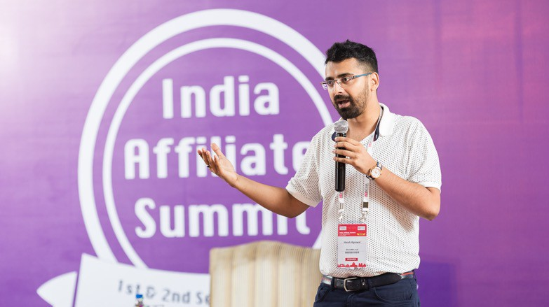 harsh-agrawal-india-affiliate-summit