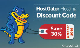 Save 30% on HostGator Hosting: October 2016 Discount Code