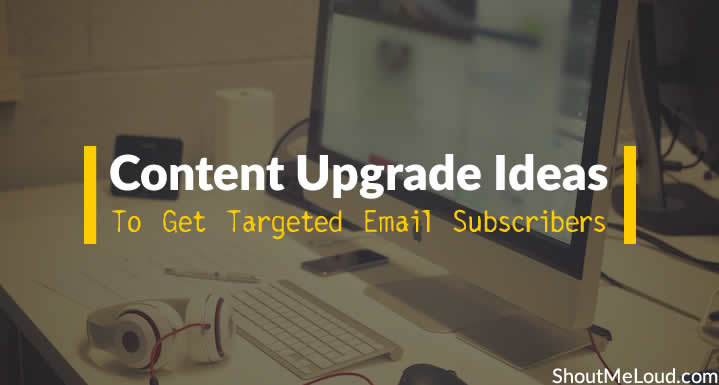 content-upgrade-ideas