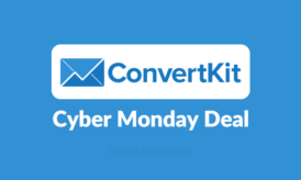 1 Month Free ConvertKit Account: 24 Hours Only [Cyber Monday Deal]