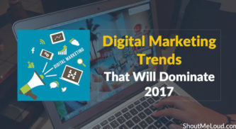Top 10 Digital Marketing Trends That Will Dominate 2017