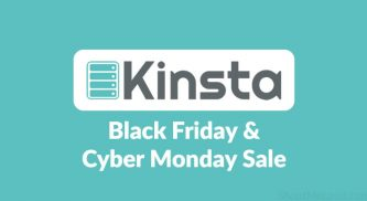 Kinsta Hosting Black Friday-Cyber Monday Sale: Save 30% First Month