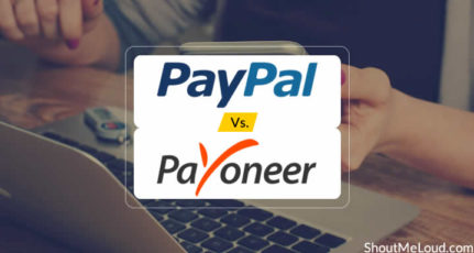PayPal vs. Payoneer: Which one helped me earn an extra $1,700/year?