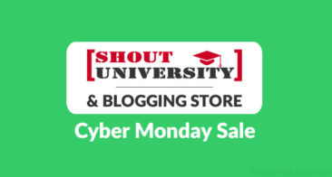 ShoutUniversity & SML Store Anniversary Sale is Live [Act Fast]