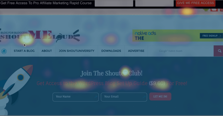 ShoutMeLoud 3.0: Redesigned & Revamped Homepage