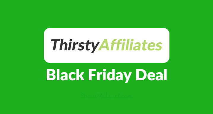 ThirstyAffiliates WordPress Affiliate Link Cloaker Plugin Review [30% Discount]