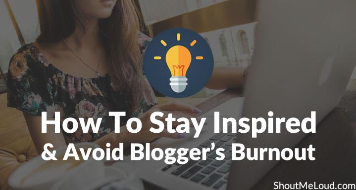 Blogger's Inspiration