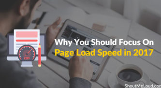 Why You Should Focus On Page Load Speed in 2017