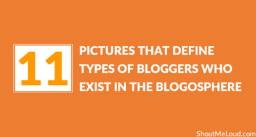 11 Pictures That Define Types of Bloggers Who Exist in the Blogosphere