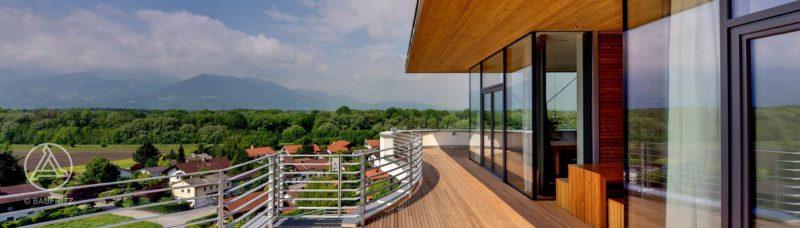 Baufritz Modern House