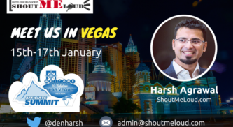 Join ShoutMeLoud at Affiliate Summit West: 15th-16th January 2017