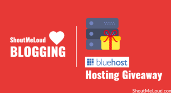 ShoutMeLoud ❤️ Blogging: Participate & Win Web-Hosting this Valentine Day
