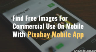 Find Free Images For Commercial Use On Mobile With Pixabay Mobile App
