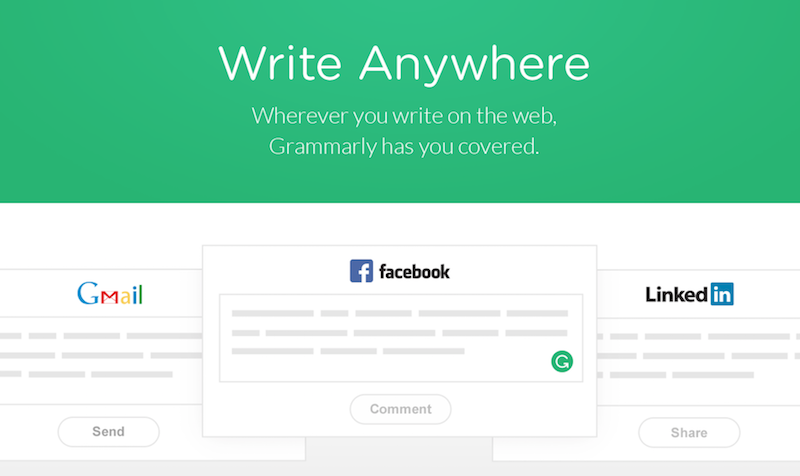 Grammarly Chrome App