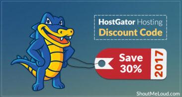 Save 30% on HostGator Hosting: December 2017 Discount Code