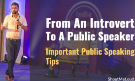 From An Introvert To A Public Speaker: Important Public Speaking Tips