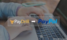 PayDrill – A Cool Desktop Based PayPal Accounting app