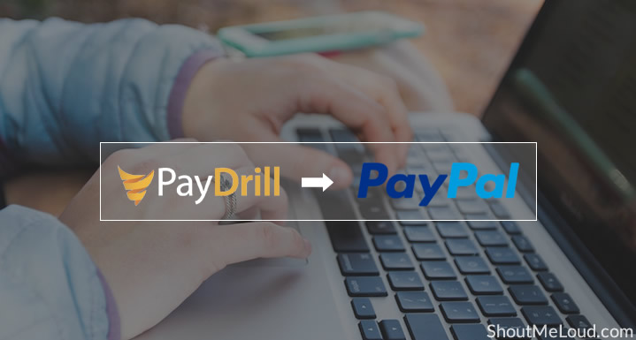 PayDrill - PayPal Desktop App For Paypal Users