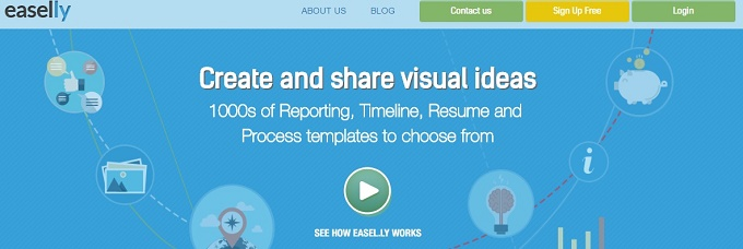 Create and share visual ideas online