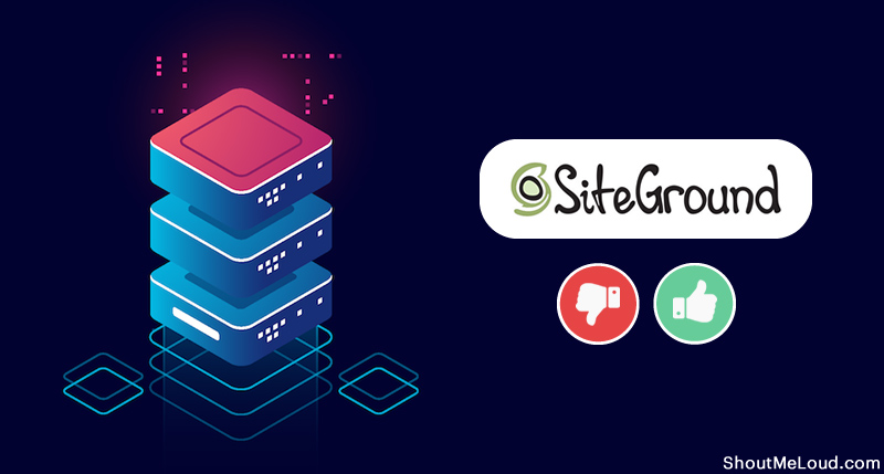 Hosting  Siteground Giveaways 2020
