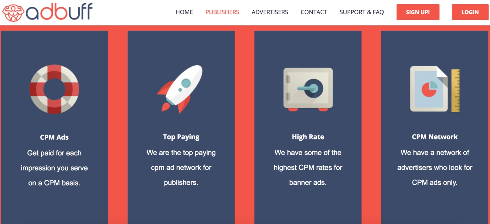 7 Best CPM Advertising Programs to Make Money from Your Blog
