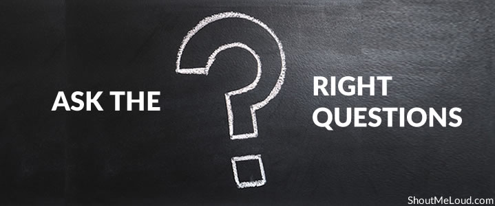 Ask Blogging Questions
