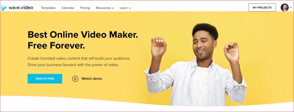 Wave Video maker