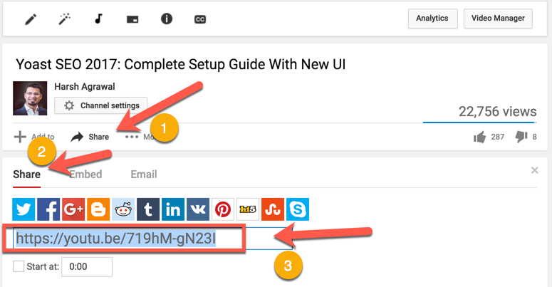 How To Embed YouTube Videos In WordPress (It's easier than ...