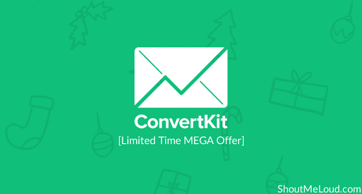 Christmas in July: Get Free ConvertKit Email Marketing Tool [Limited Time]