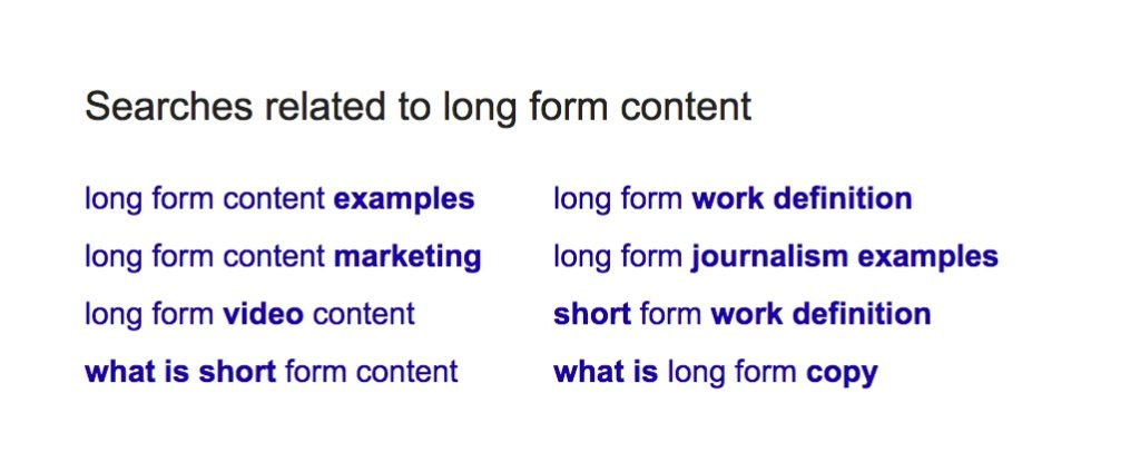 Long Form Content SEO Ranking Strategy: 11 Must Follow Tips to ...