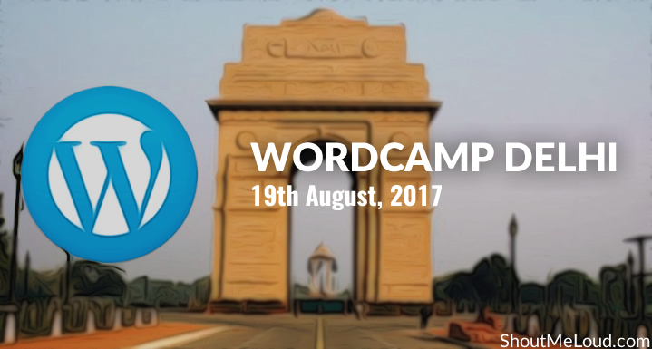 WordCamp New Delhi