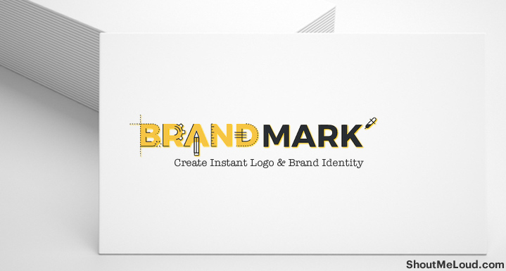 Brandmark: Use Artificial Intelligence To Create Instant Logo & Brand Identity