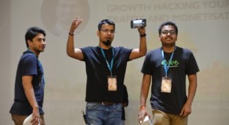 WordCamp Delhi 2017 Growth Hacking Slide Deck & Photos