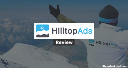 HilltopAds Review: Get High CPC/CPM Pop-Under Ads