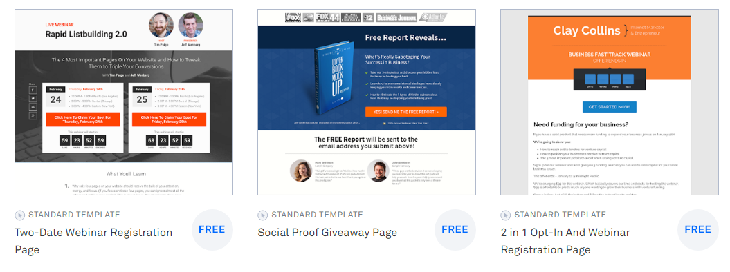The Best Tools That Will Help You Build A Profitable High - High converting landing page templates