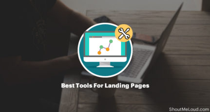 6 Best Tools To Built High-Converting Landing Page In Minutes