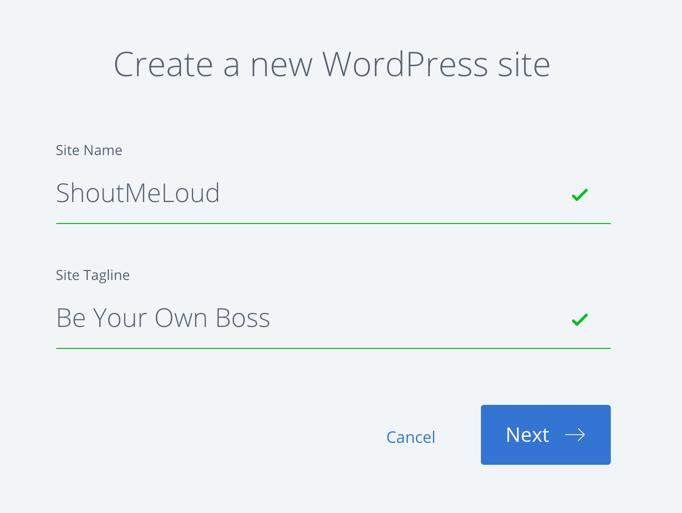 Steps to learn wordpress live help