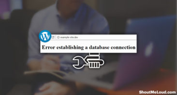 "How To Fix ""Error Establishing A Database Connection"" In WordPress"